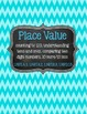 1st Grade Math Binder Covers (with Common Core) - Chevron