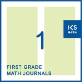 1st Grade Math Journals