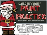 Christmas Literacy & Math