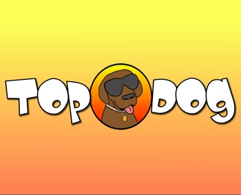 1st Grade Math Top Dog Video Clips 1.NBT.B.3 (Powerpoint Version)
