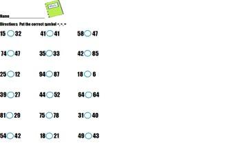 1st Grade Math and Language Arts Skills Review Packet