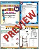 1st Grade Phonics and Spelling D'Nealian Week 10 (ng, -ing