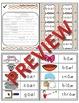 1st Grade Phonics and Spelling Zaner-Bloser Week 19 (long
