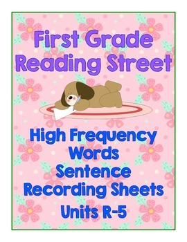 1st Grade Reading Street High Frequency Word Recording She