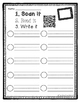 1st Grade Reading Street High Frequency Words QR Codes - Unit 5