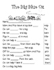 1st Grade Reading Street Unit 1 Comprehension Packet