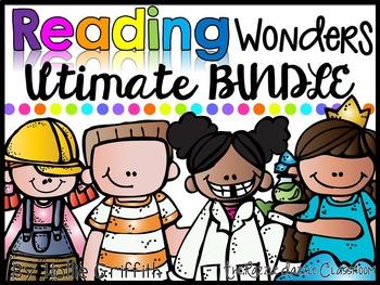 1st Grade Wonders ULTIMATE Bundle