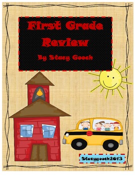 1st Grade Review