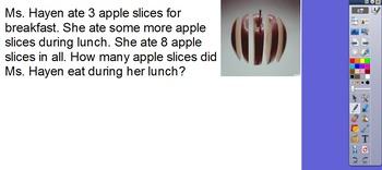 1st Grade Story Problems