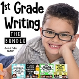 1st Grade WRITING WORKSHOP Bundle - Writing Plans for the