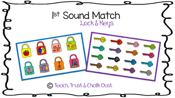 1st Sound Match