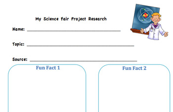 1st and 2nd Research Fun