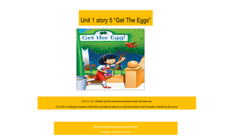 1st grade Unit 1 story 5 spelling & high frequency words