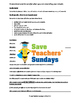 2 Buoyancy investigation Lesson plans, Writing frames and