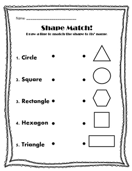 2-D and 3-D Shape Matching