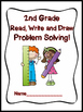 2 Digit Addition Subtraction Story Problem Book Multi Step