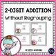 2 Digit Addition and Subtraction Task Cards Bundle