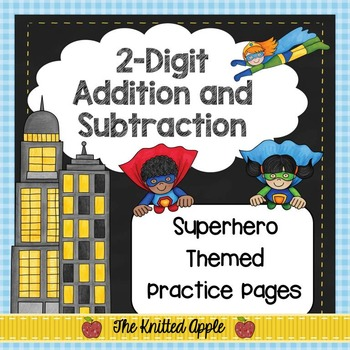 2-Digit Addition and Subtraction with and without Regroupi
