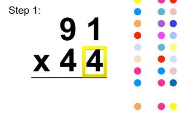 2-Digit by 2-Digit Multiplication