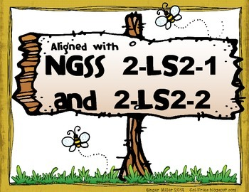 2-LS2-1 and 2-LS2-2:  Plants and Their Helpers