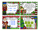 2.NBT.4 Christmas Seat Scoot Class Activity- Comparing Numbers