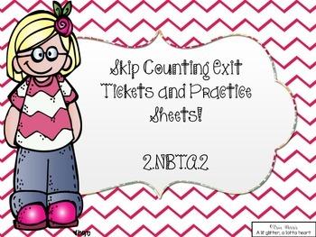 2.NBT.A.2- Skip Counting