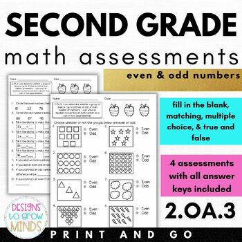 2.OA.3 Assessments