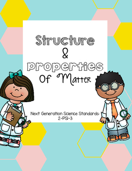 2-PS1-3 Structure and Properties of Matter