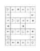 2 Pattern Games, Repeating Images, Number Sequences