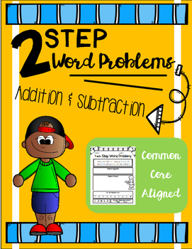 2 Step Word Problems