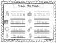 2 Trace the Nouns Worksheets. Preschool-KDG Handwriting.