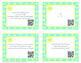 MIF Chapter 7 Multiplication Review Task Cards - 3rd Grade
