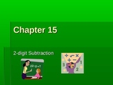 2-digit Subtraction (regrouping)