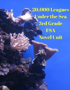 20,000 Leagues Under the Sea 3rd Grade FSA