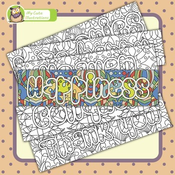 20 Coloring Bookmarks to Print