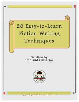 Concise Concepts for Writing:  20 Easy-to-Learn Fiction Wr