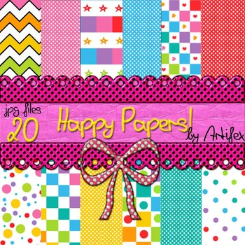 20 Happy Papers!
