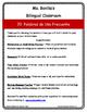 20 Palabras de Uso Frecuente (20 Spanish HFW)