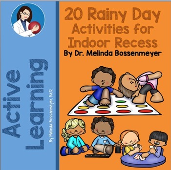 20 Rainy Day Activities for Indoor Recess & PE