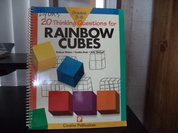 20 THINKING QUESTIONS FOR RAINBOW CUBES