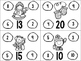 20 and Below {Mental Math Task Cards: Addition and Subtrac