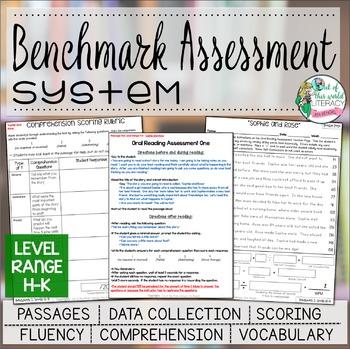 Benchmark Assessment System Range H-K
