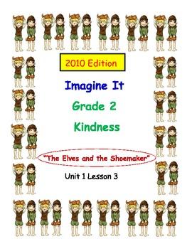2010 Edition Imagine It Grade 2 Unit 1 Lesson 3 The Elves