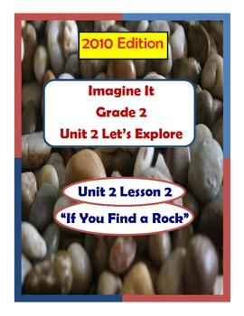 2010 Edition Imagine It Grade 2 Unit 2 Lesson 2 If You Fin