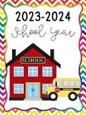2015-2016 School Calendar