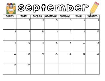 2013-2014 School Year Calendar