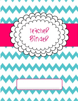 2013-2014 Teacher Binder