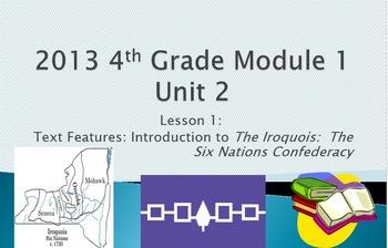 2013 ELA Module 1 Unit 2 Engage NY 4th Grade Common Core