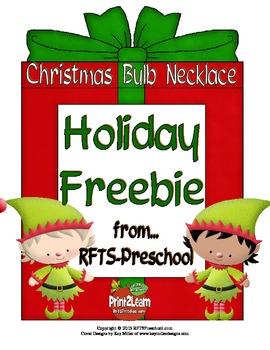Holiday Freebie