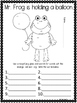 Centers and Printables For All Ability Levels, Frog and To